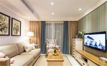 120平米三中式风格卧室图片