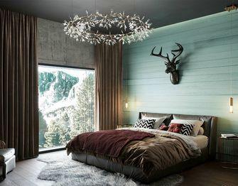 130平米三室三厅其他风格卧室图