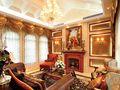豪华型130平米四室一厅法式风格客厅图片大全