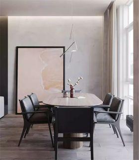 100平米現代簡約風格餐廳裝修案例