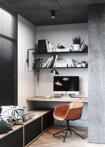50平米一室一厅现代简约风格阳台装修图片大全