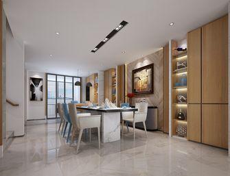 140平米四室三厅现代简约风格书房图