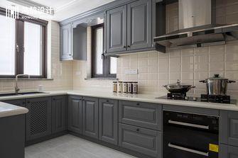140平米复式美式风格厨房装修案例