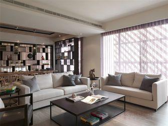 5-10万60平米现代简约风格客厅图