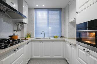 140平米四室四厅美式风格厨房设计图