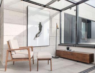140平米复式日式风格阳光房图片大全