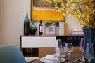 110平米公寓欧式风格阁楼装修图片大全