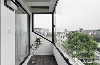 15-20万140平米复式日式风格阳台装修图片大全