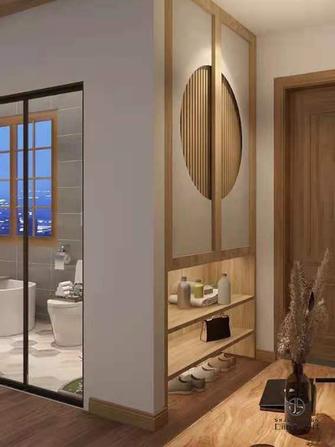 60平米公寓现代简约风格玄关设计图
