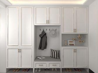 130平米三室两厅欧式风格衣帽间设计图