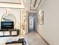 140平米复式中式风格走廊装修图片大全