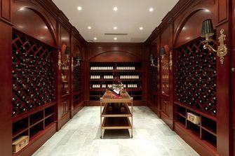 豪华型140平米别墅美式风格储藏室设计图