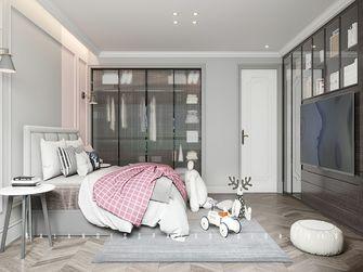 110平米四室五厅现代简约风格儿童房效果图