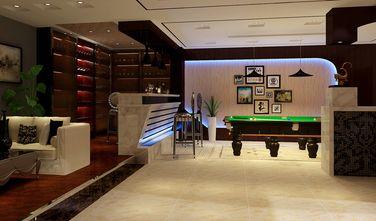 140平米复式欧式风格健身室设计图