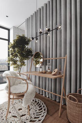 100平米公寓北欧风格梳妆台图片大全