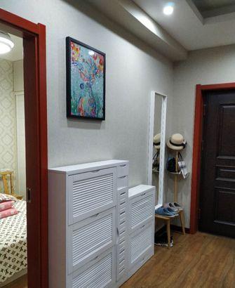 90平米三室两厅宜家风格走廊图片大全