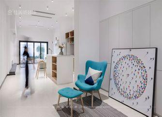 70平米三室一厅混搭风格走廊装修案例