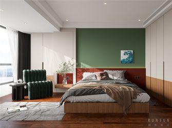 100平米三新古典风格卧室图