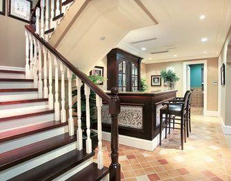 10-15万140平米别墅地中海风格楼梯图片大全