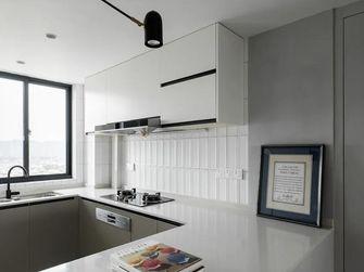 100平米混搭风格厨房装修案例