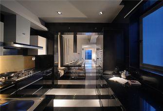 140平米四室两厅混搭风格厨房图片