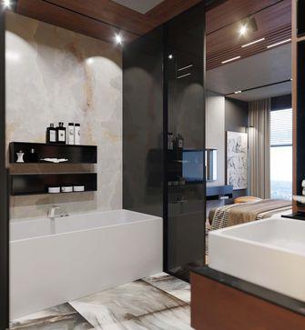 70平米一室一厅英伦风格卫生间图片大全