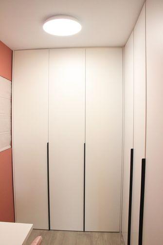 100平米三室两厅混搭风格衣帽间图