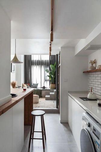 30平米以下超小户型宜家风格厨房装修效果图