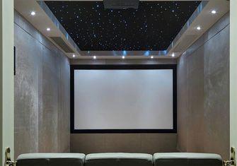 140平米复式法式风格影音室图片
