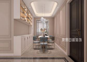140平米三美式风格餐厅图片大全