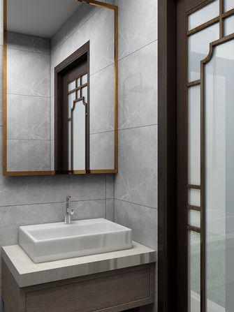 140平米四室一厅新古典风格卫生间图片