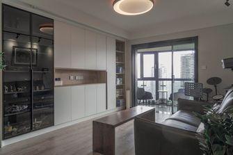 豪华型110平米三室两厅北欧风格客厅设计图