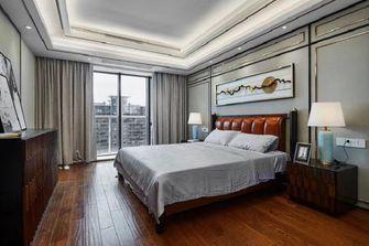 120平米三室两厅新古典风格卧室图片