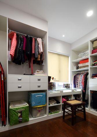 140平米别墅中式风格衣帽间橱柜装修案例