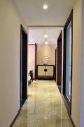 120平米三室两厅现代简约风格走廊效果图