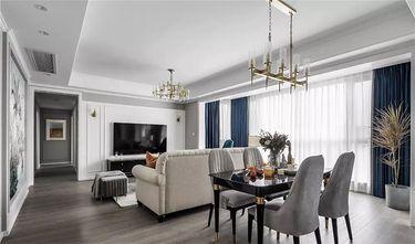 120平米三室两厅东南亚风格餐厅设计图