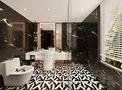 140平米三室两厅法式风格卫生间图片大全