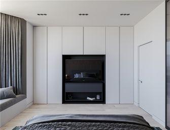 富裕型120平米复式现代简约风格卧室图