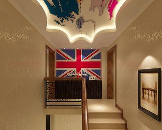豪华型140平米复式英伦风格楼梯欣赏图