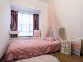 120平米三室两厅现代简约风格儿童房效果图