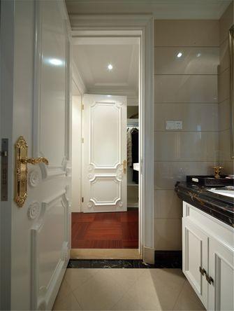 110平米三室一厅英伦风格走廊欣赏图