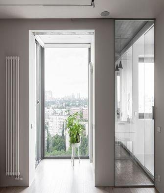 70平米三室两厅宜家风格阳台图片大全