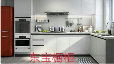 90平米新古典风格厨房装修效果图