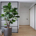 120平米三北欧风格走廊装修图片大全