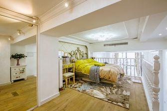 60平米公寓法式风格卧室装修案例