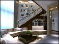 豪华型140平米复式地中海风格楼梯图