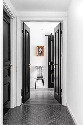 110平米三室两厅法式风格走廊图片大全