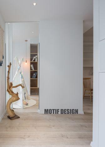 130平米四室两厅北欧风格走廊效果图