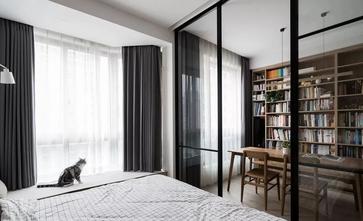 60平米公寓日式风格卧室图片大全