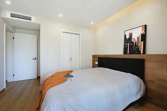 100平米三室两厅混搭风格衣帽间图片大全